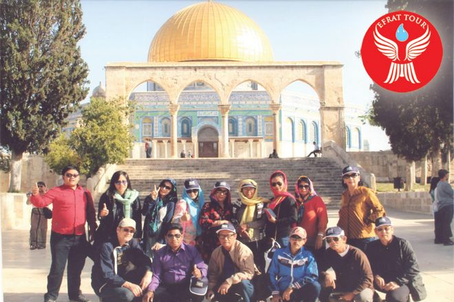 Tour ke Israel Gallery 24 April - 4 Mei 2015 1 holyland_tour_1