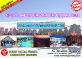 HOLYLAND TOUR 28 Januari - 8 Februari 2018 Egypt - Israel - Jordan + HERMON + PETRA + Red Sea 5* Resort